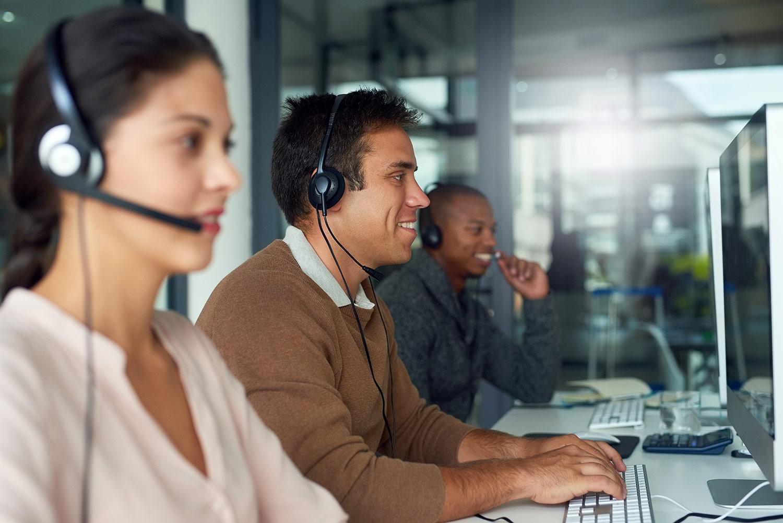 International Call Centre